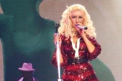 Christina Aguilera • Back To Basics tour • Antwerp
